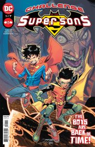 Challenge Of The Super Sons #1 (2021)
