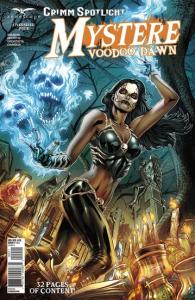 Grimm Spotlight: Black Knight vs Lord Of Flies #2 (2021)