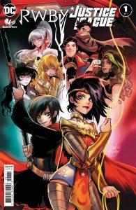 RWBY Justice League #1 (2021)