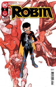 Robin (Vol 5) #1 (2021)