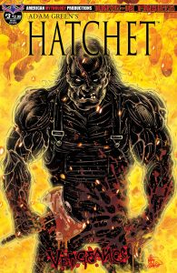 Hatchet: Vengeance #3 (2021)