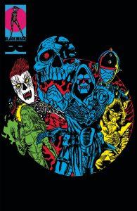 Space Riders: Vortex Of Darkness #3 (2021)