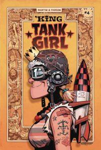 King Tank Girl #4 (2021)