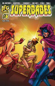 Superbabes: Starring Femforce #6 (2021)