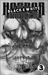 Horror Comics: Black And White #3 (2021)