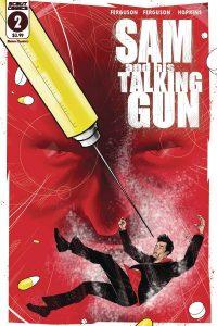 Sam and his Talking Gun #2 (2021)