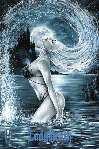 Lady Death Swimsuit One Shot #1 (2021)