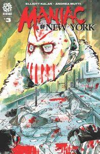 Maniac Of New York #3 (2021)