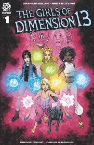 The Girls Of Dimension 13 #1