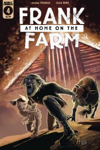 Frank At Home On The Farm #4 (2021)