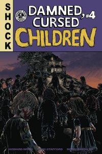 Damned Cursed Children #4 (2021)