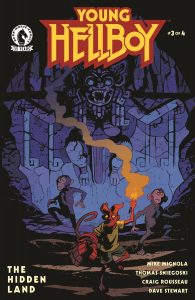 Young Hellboy: The Hidden Land #3 (2021)