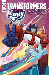 My Little Pony / Transformers II #1 (2021)