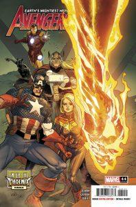 Avengers: Earth's Mightiest Heroes #44 (2021)