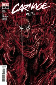 Carnage: Black White And Blood #2 (2021)