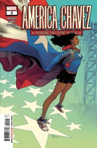 America Chavez: Made in the USA #2 (2021)