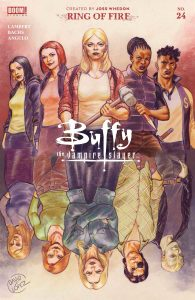 Buffy The Vampire Slayer #24 (2021)