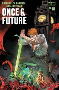 Once & Future #18 (2021)