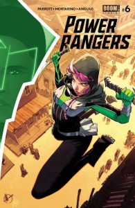 Power Rangers #6 (2021)