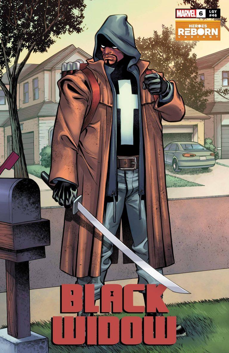 Black Widow #6 (2021)