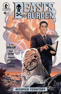 Beasts Of Burden: Occupied Territory #1 (2021)