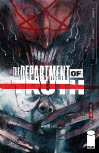 The Department Of Truth #8 (2021)