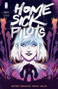 Home Sick Pilots #5 (2021)