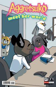 Aggretsuko: Meet Her World #1 (2021)