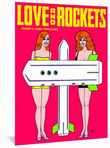 Love and Rockets #10 (2021)
