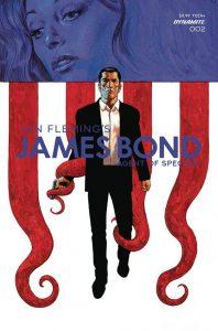 James Bond: Agent of SPECTRE #2 (2021)