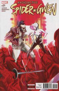 Spider-Gwen (Vol. 2) #21 (2017)