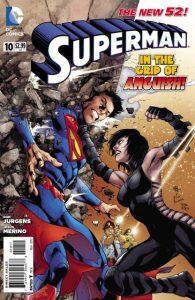Superman #10 (2012)