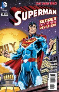 Superman #11 (2012)