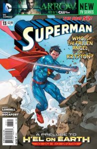 Superman #13 (2012)