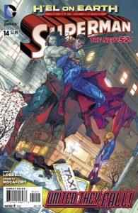 Superman #14 (2012)