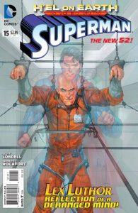 Superman #15 (2013)
