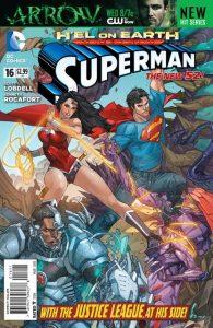 Superman #16 (2013)