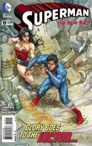Superman #19 (2013)