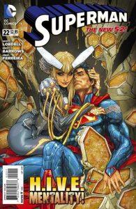 Superman #22 (2013)