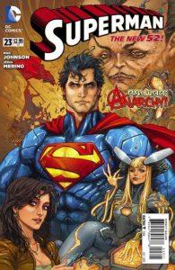 Superman #23 (2013)