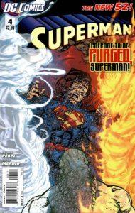 Superman #4 (2011)