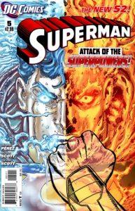 Superman #5 (2012)