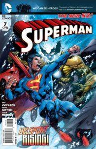 Superman #7 (2012)