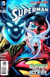 Superman #8 (2012)