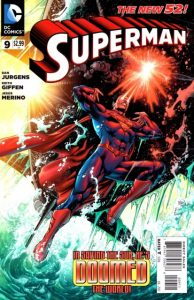Superman #9 (2012)
