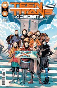 Teen Titans Academy #2 (2021)