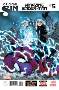 Amazing Spider-Man #5 (2014)