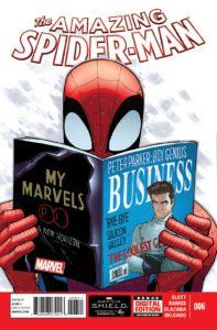 Amazing Spider-Man #6 (2014)