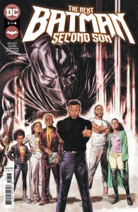 The Next Batman: Second Son #1 (2021)