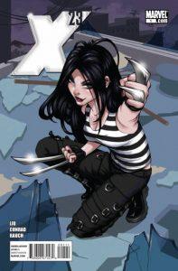 X-23 #1 (2010)